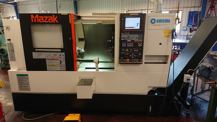 CNC-svarv Mazak Quick Turn Smart 200M